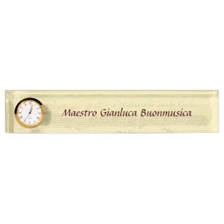 Manuscrito de Bach Partita