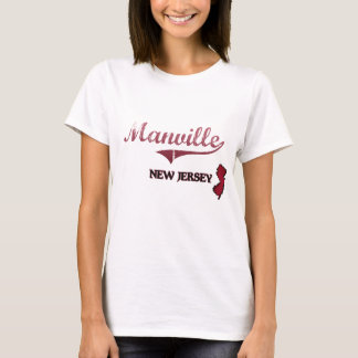 Manville New Jersey City Classic T-Shirt