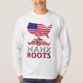 Manx American Roots Tee