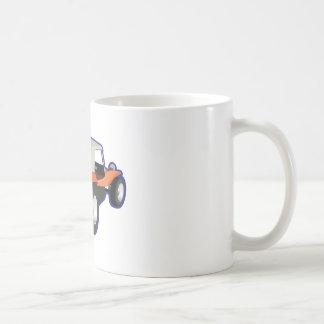 Manx Back Coffee Mug