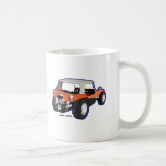 Manx Back Mugs