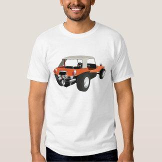 Manx Buggy Back T-Shirt