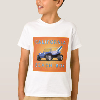 Manx Cal Beach Boy T-Shirt