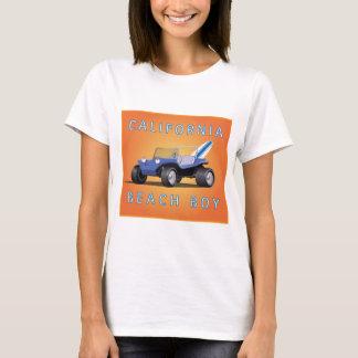 Manx California Beach Boy T-Shirt