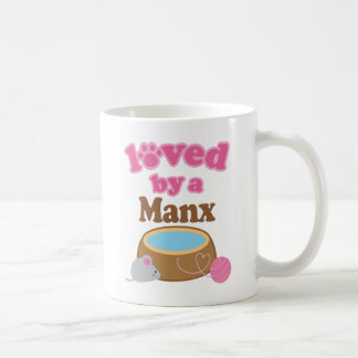 Manx Cat Breed Loved By A Gift Coffee Mug