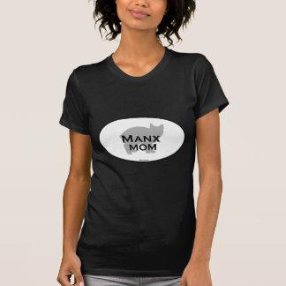 Manx Mom T Shirts