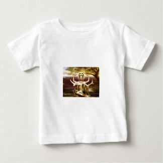Many Armed Kwan Yin Baby T-Shirt