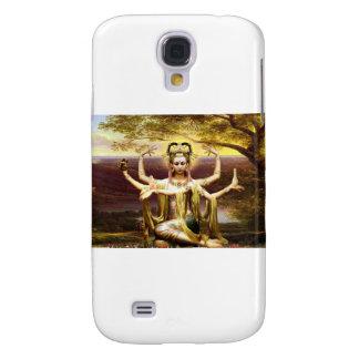 Many Armed Kwan Yin Galaxy S4 Cover
