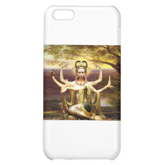 Many Armed Kwan Yin iPhone 5C Cases