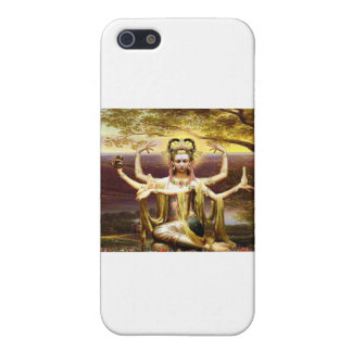 Many Armed Kwan Yin Cover For iPhone 5/5S