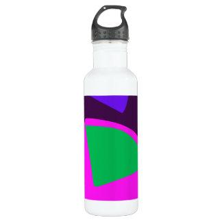Many Blessing Modern Joyful Sense Variations 100 24oz Water Bottle
