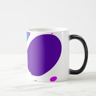 Many Blessing Modern Joyful Sense Variations 14 11 Oz Magic Heat Color-Changing Coffee Mug