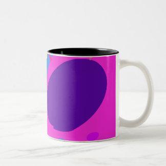 Many Blessing Modern Joyful Sense Variations 15 Two-Tone Coffee Mug