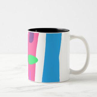 Many Blessing Modern Joyful Sense Variations 24 Two-Tone Coffee Mug