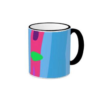 Many Blessing Modern Joyful Sense Variations 25 Ringer Coffee Mug
