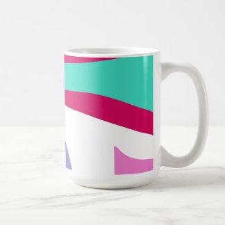Many Blessing Modern Joyful Sense Variations 29 Classic White Coffee Mug