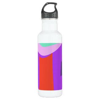 Many Blessing Modern Joyful Sense Variations 35 24oz Water Bottle