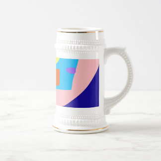 Many Blessing Modern Joyful Sense Variations 40 18 Oz Beer Stein