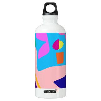 Many Blessing Modern Joyful Sense Variations 40 SIGG Traveler 0.6L Water Bottle