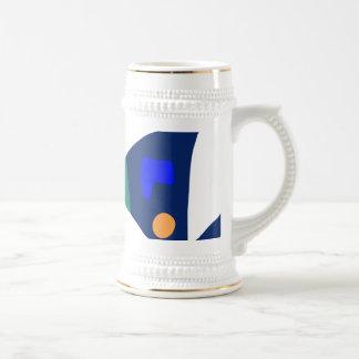 Many Blessing Modern Joyful Sense Variations 44 18 Oz Beer Stein