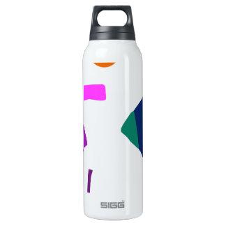 Many Blessing Modern Joyful Sense Variations 44 16 Oz Insulated SIGG Thermos Water Bottle