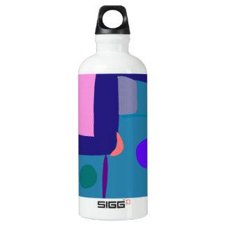 Many Blessing Modern Joyful Sense Variations 50 SIGG Traveler 0.6L Water Bottle