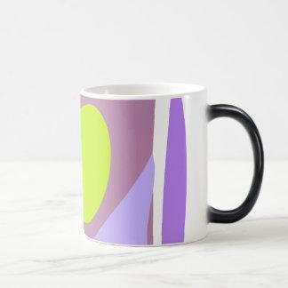 Many Blessing Modern Joyful Sense Variations 59 11 Oz Magic Heat Color-Changing Coffee Mug
