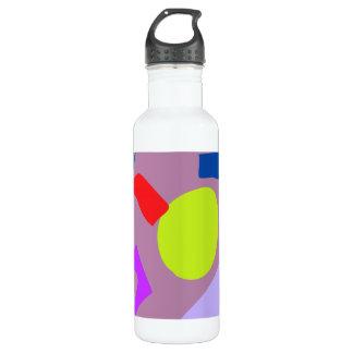 Many Blessing Modern Joyful Sense Variations 60 24oz Water Bottle
