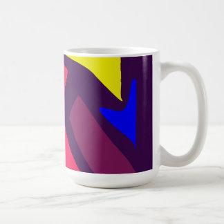 Many Blessing Modern Joyful Sense Variations 65 Classic White Coffee Mug