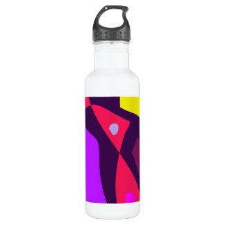 Many Blessing Modern Joyful Sense Variations 65 24oz Water Bottle