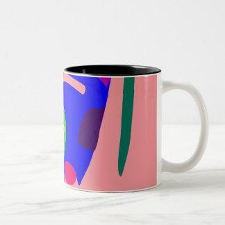 Many Blessing Modern Joyful Sense Variations 70 Two-Tone Coffee Mug