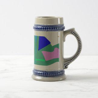 Many Blessing Modern Joyful Sense Variations 79 18 Oz Beer Stein