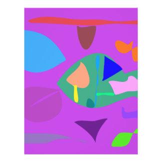 "Many Blessing Modern Joyful Sense Variations 80 8.5"" X 11"" Flyer"