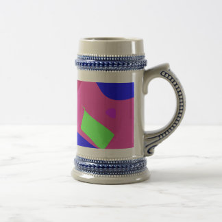 Many Blessing Modern Joyful Sense Variations 85 18 Oz Beer Stein