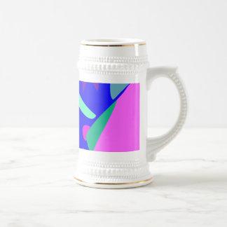 Many Blessing Modern Joyful Sense Variations 95 18 Oz Beer Stein