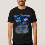 Many Branches - All African T-Shirt