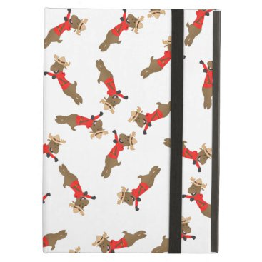 Many Canadian mounted deer Case For iPad Air