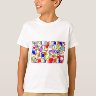 Many Colorful Books T-Shirt