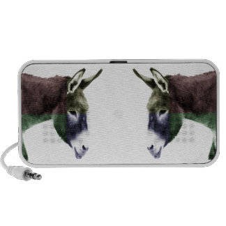Many Colors Burro Portable Speakers