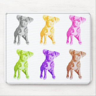 many colours of billy mouse mat mouse pad