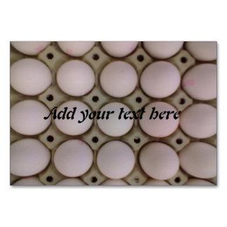 Many Eggs Card