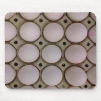 Many eggs mouse pad
