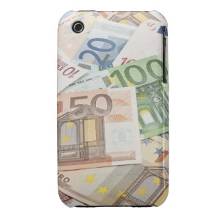Many Euro banknotes iPhone 3 Covers