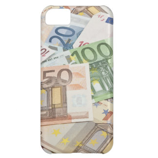 Many Euro banknotes iPhone 5C Cases