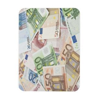 Many Euro banknotes Magnet
