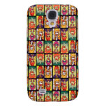 Many Faces Galaxy S4 Cases