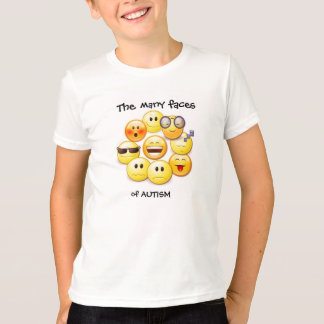 Many Faces T-Shirt
