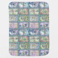 Many Fairies Magical Blanket