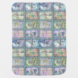 Many Fairies Magical Blanket Swaddle Blanket
