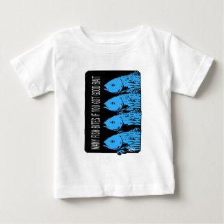 Many Fish Bites.jpg Tee Shirt